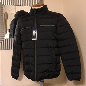 Cole Haan down puffer jacket